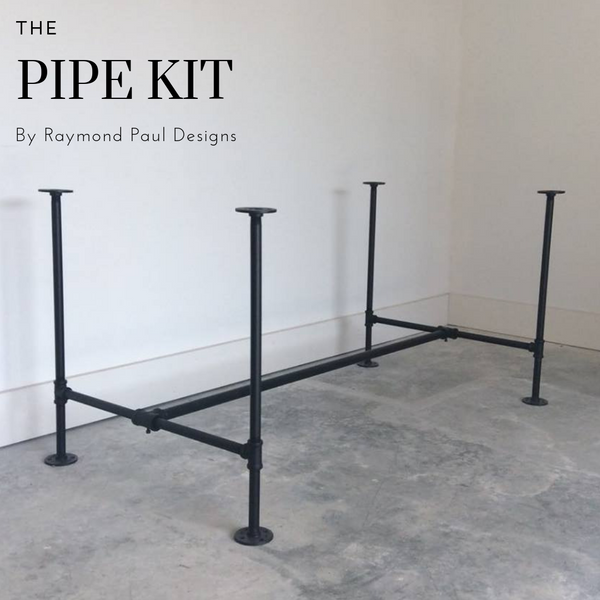 The Pipe Table Base Kit