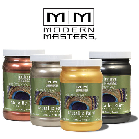 Modern Masters Metallic Paint