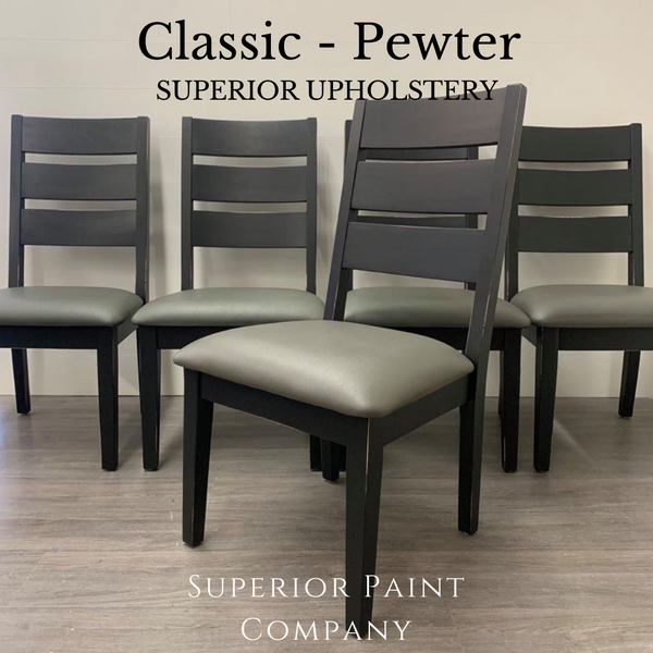Classic - The Symphonth Collection - NEW Vegan Leather Upholstery