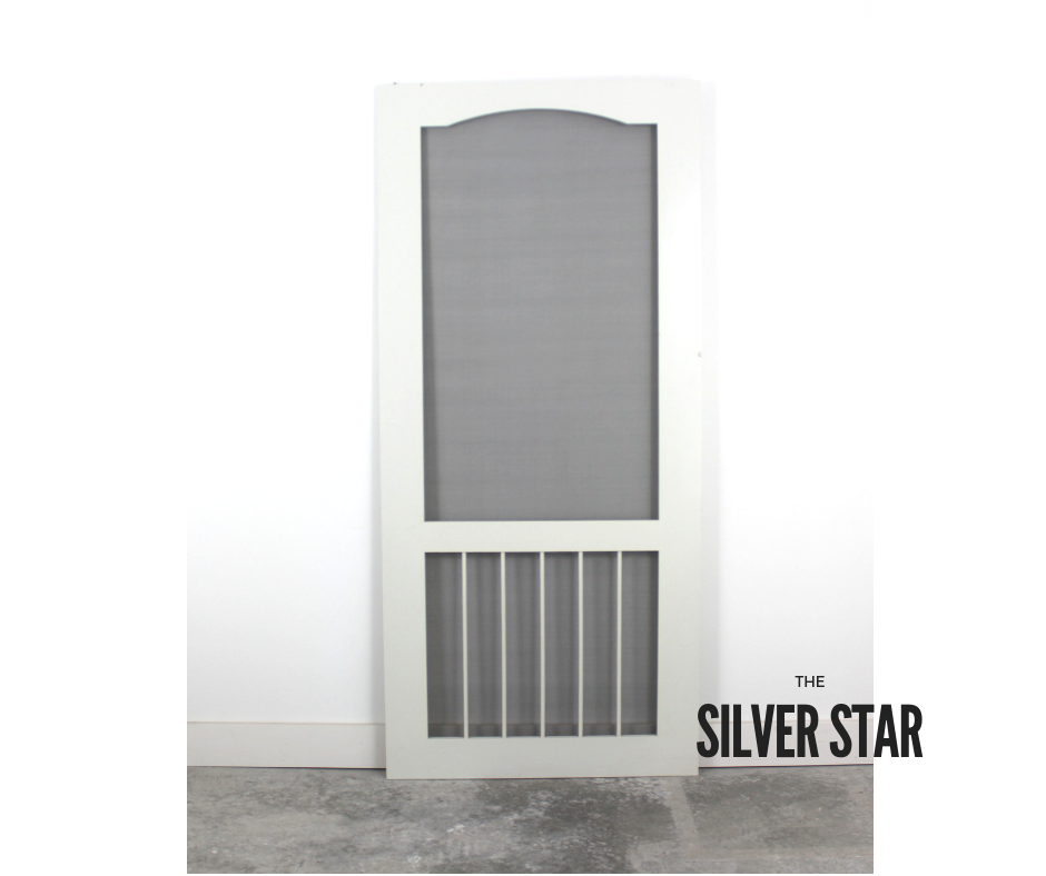 The Silver Star - Superior Screen Doors