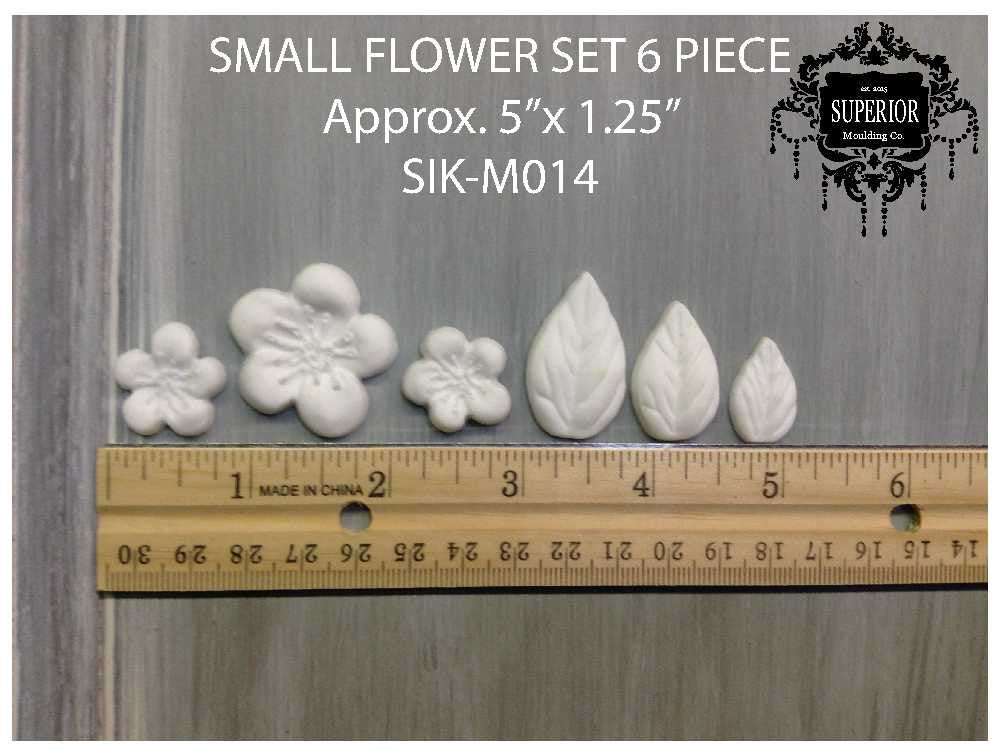 Small Flower Set