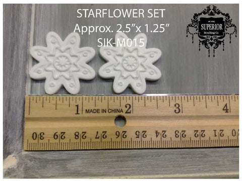 Starflower Set