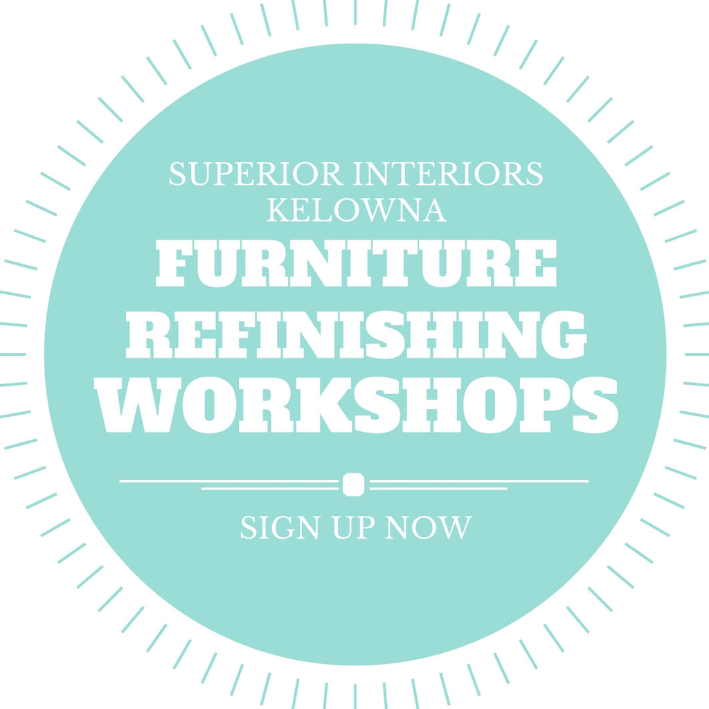 Furniture Refinishing Workshops