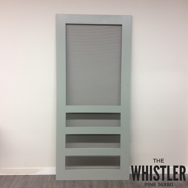 The Whistler - Superior Screen Doors