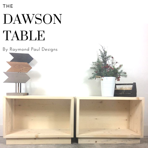 The Dawson Side Table