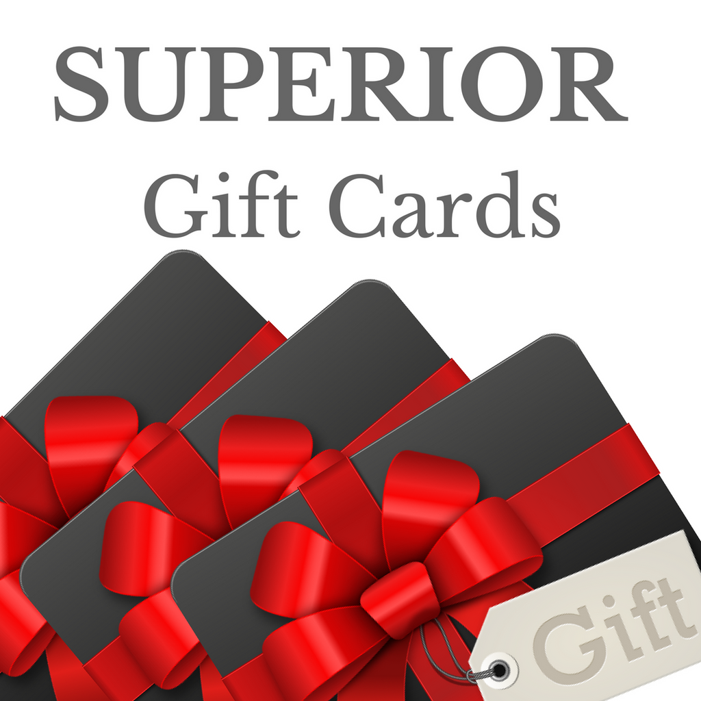 Superior Gift Cards