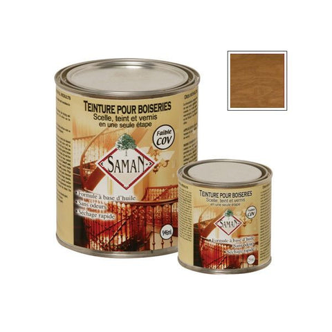 Seal, Stain and Varnish in one easy step (Hybrid) 8oz