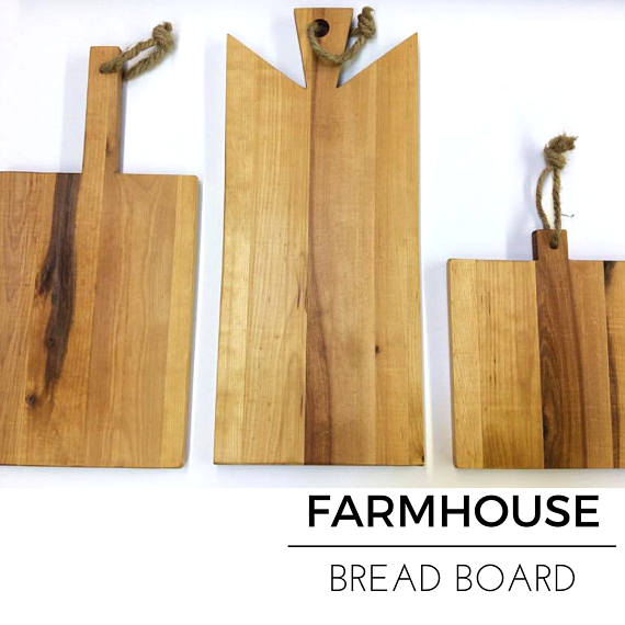 Farmhouse Breadboards