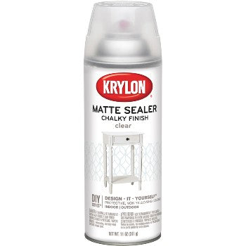 Matte Sealer Chalky Finish