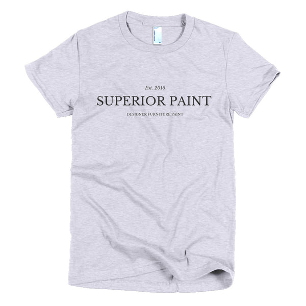 Supeior Paint Co. Designer Short sleeve women's t-shirt