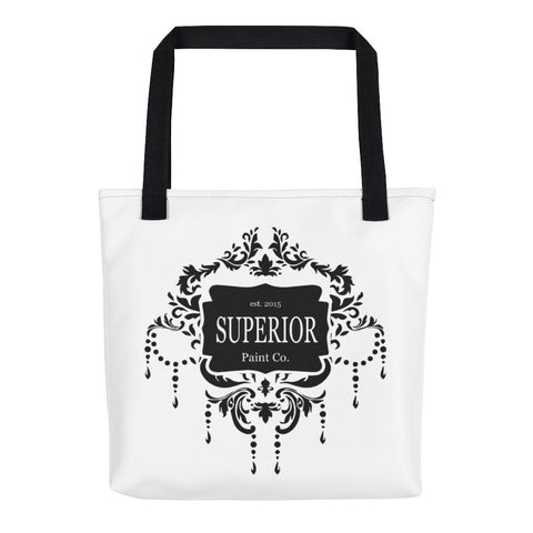 Superior Paint Co. Logo Tote bag