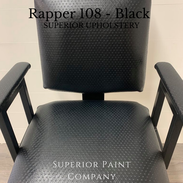 Contract Vinyl Upholstery Collection - Rapper Pattern