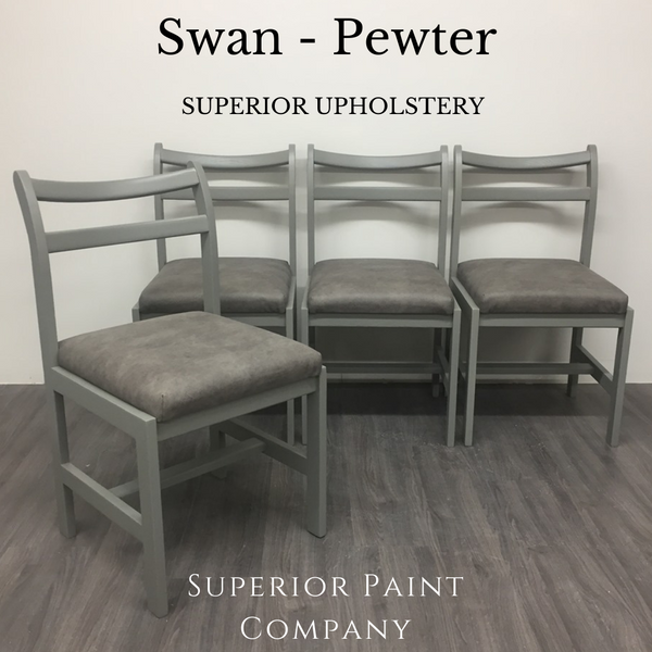 Swan Upholstery Collection - Swan Pattern