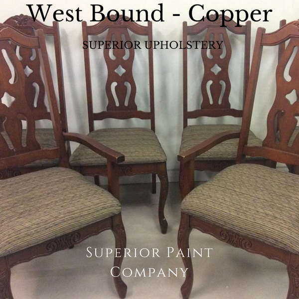 Synergy Upholstery Collection - West Bound Pattern