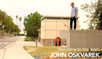 Welcome to Lacorda, John Oskvarek!