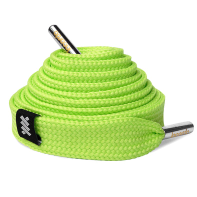 OG Shoelace Belt - Lemon Lime