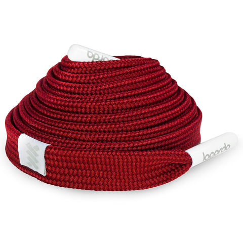 OG Shoelace Belt - Maroon