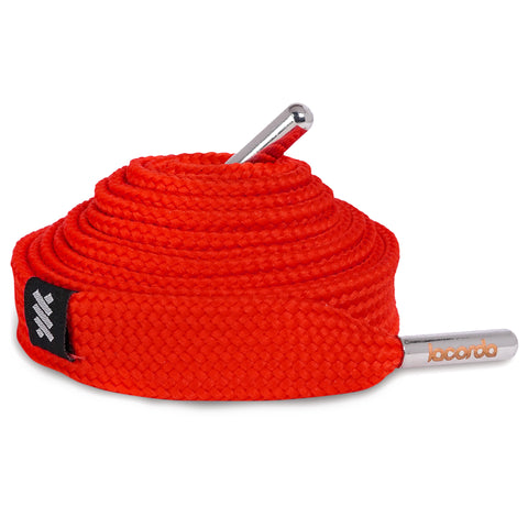 OG Shoelace Belt - Red