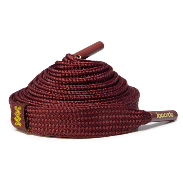 OG Sangria Shoelace Belt