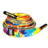 Tie Dye Shoelace Belt