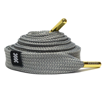 OG Shoelace Belt - Gray
