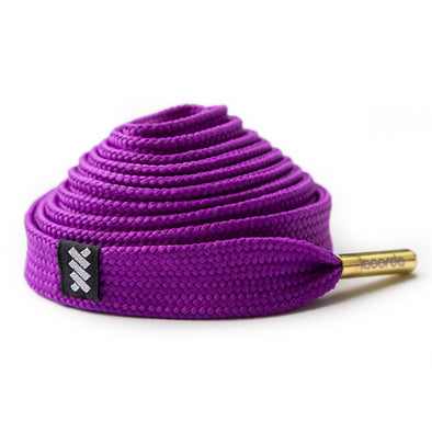 Lacorda Threads OG Purple Shoelace Belt
