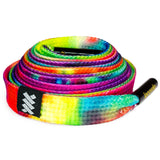 Tie Dye 2 Shoelace Belt