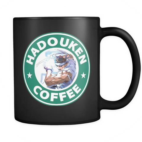 Hadouken Coffee Mug
