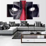 Deadpool Eyes Poster