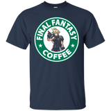 Final Fantasy Coffee Shirt
