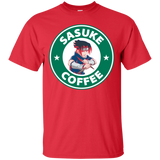 Sasuke Coffee Shirt