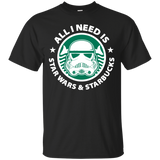 Storm Troopers And Coffee Shirt