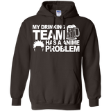 Drinking team anime problem