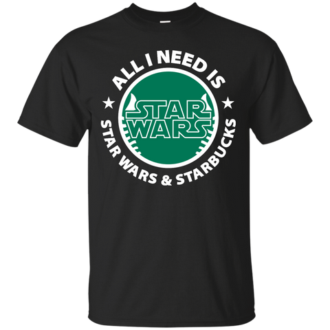 Star Wars And Coffee Shirt