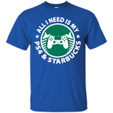 PS4 And Coffee Shirt