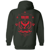 Front And Back Valor