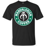 Mandalorian Coffee Shirt