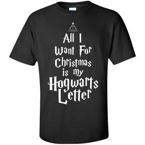 All i want for christmas is hogwarts