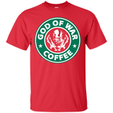 God Of War Coffee Shirt
