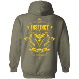 Front And Back Instinct