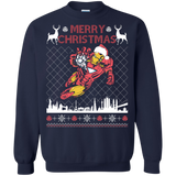 New Ironman Ugly Sweater