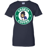 Vegeta Coffee Shirt