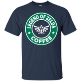 Zelda Coffee Shirt