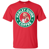 Harley Quinn Coffee Shirt