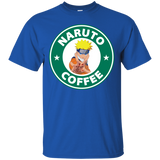 Naruto Coffee Shirt