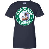 Hadouken Coffee Shirt
