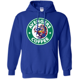 Avengers Coffee Shirt