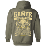 Gamer Hard Work Mom
