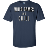 Video Games Chill
