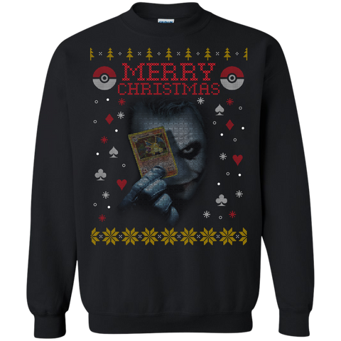 Joker Charziard Ugly Sweater